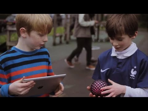 Crave – Hackaball brings the iPad to the playground, Ep. 194