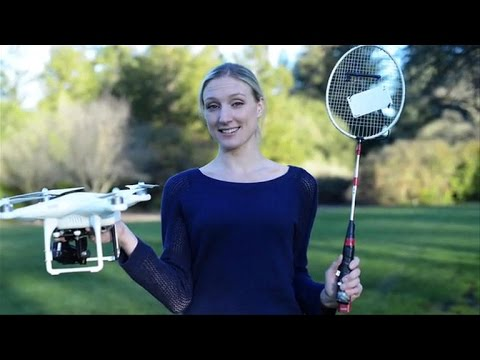 Crave – Zyro, a drone you can play tennis with, Ep. 193