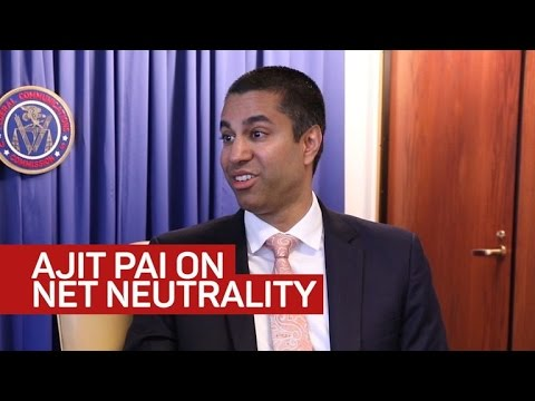 FCC chair defends his net neutrality rollback (CNET News)