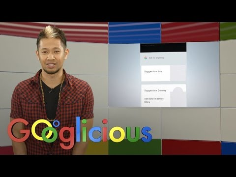 First look at Google's new Fuschia OS in action