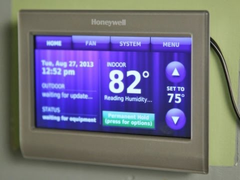 First Look – Honeywell Wi-Fi Smart Thermostat