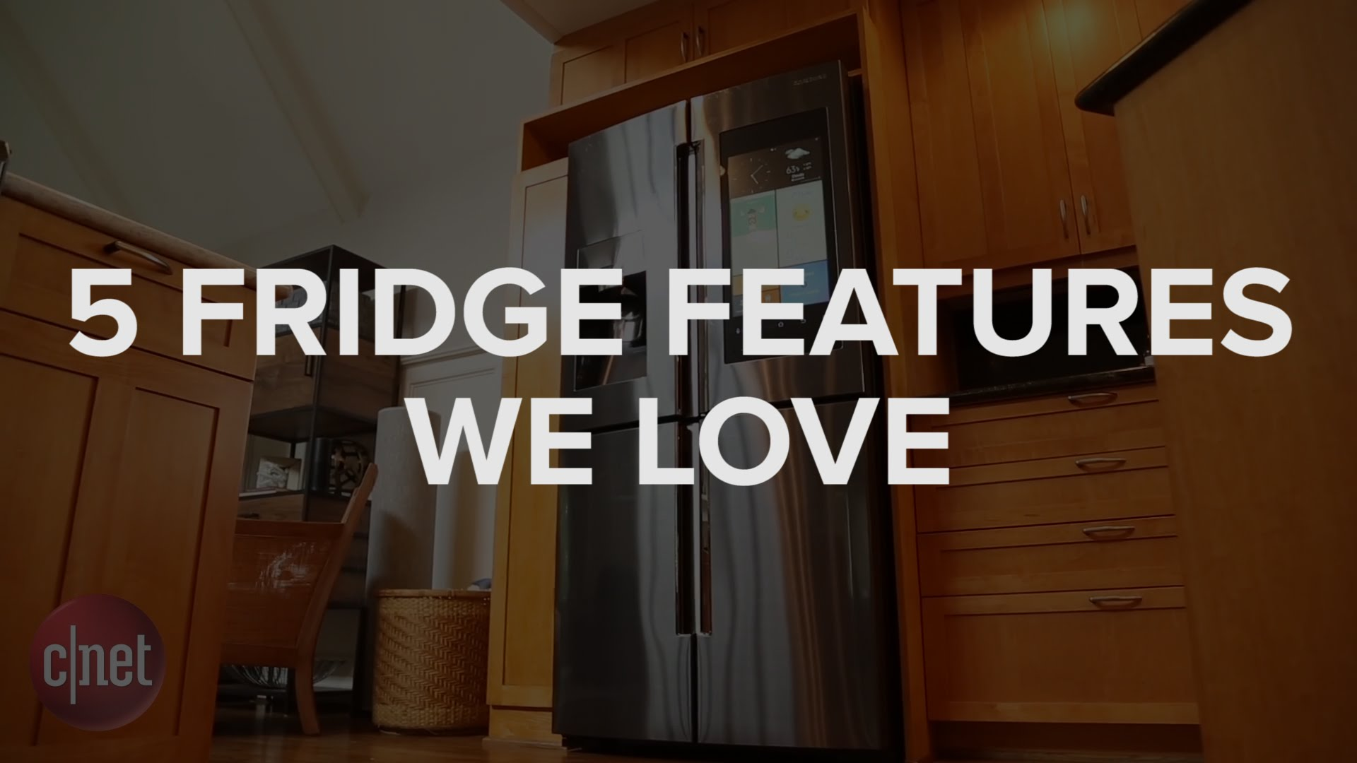 Five fridge features you won't want to miss out on