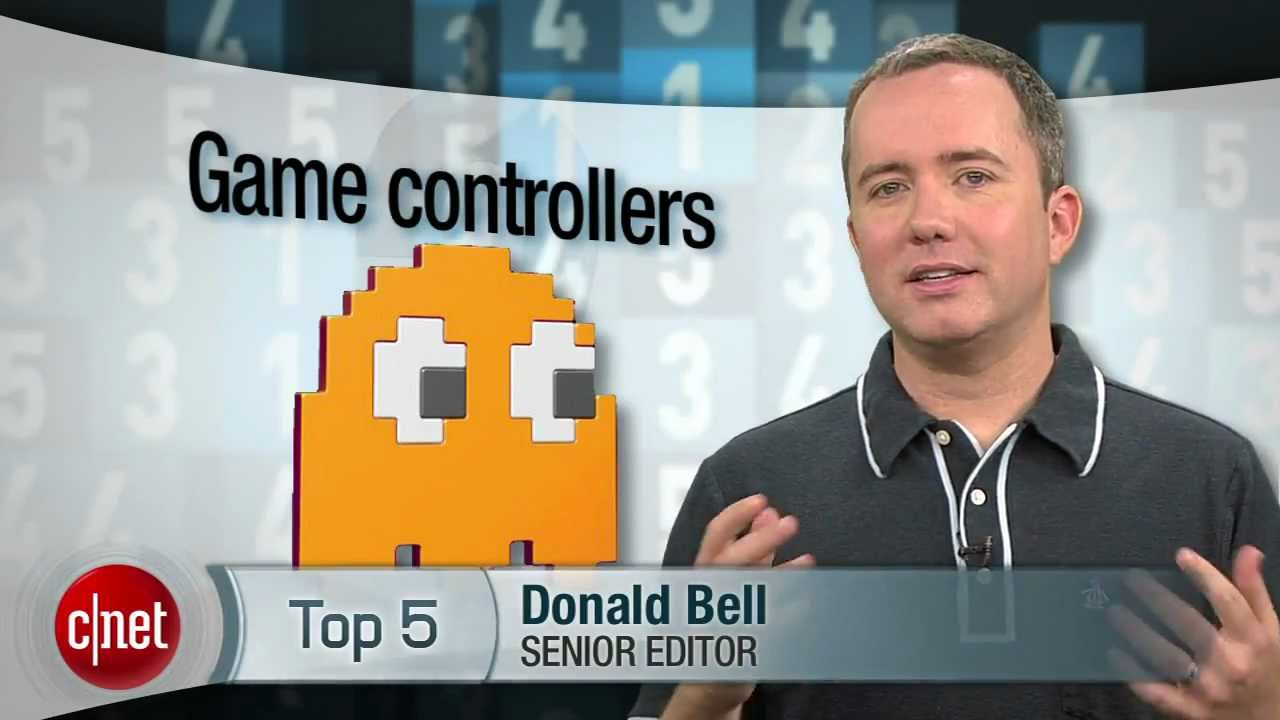 Game controllers – CNET Top 5