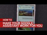 Get to know your Google Assistant on iOS