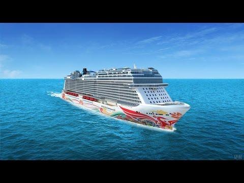 Go racing on the high seas on the Norwegian Joy cruise liner