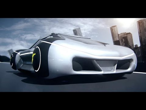 Goodyear's spherical tire concept might reinvent the wheel