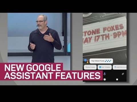 Google Assistant coming to iPhone with more conversational AI