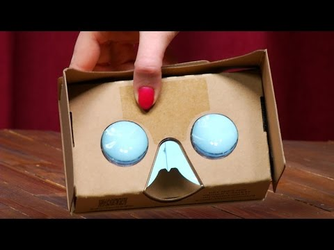 Google Cardboard getting an upgrade?