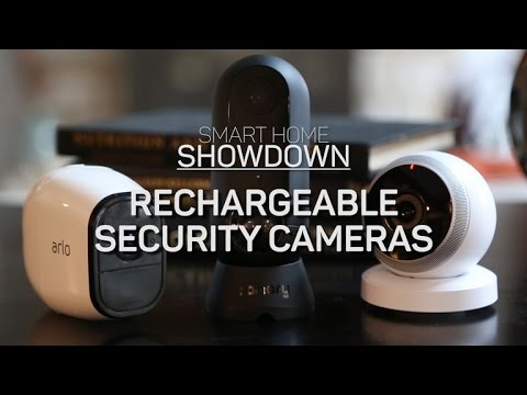 Home security smackdown: Which rechargeable camera wins?