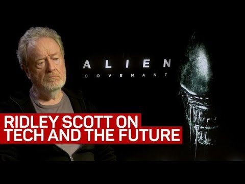 How 'Alien: Covenant' was inspired by Ridley Scott's fears for the future