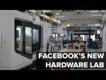 Inside Facebook's new hardware lab (CNET News)
