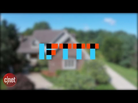 Introducing IFTTT to the CNET Smart Home