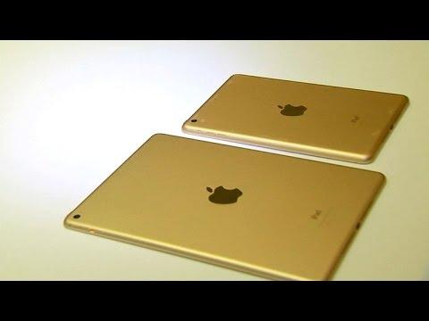 iPad Mini 3 now has Touch ID