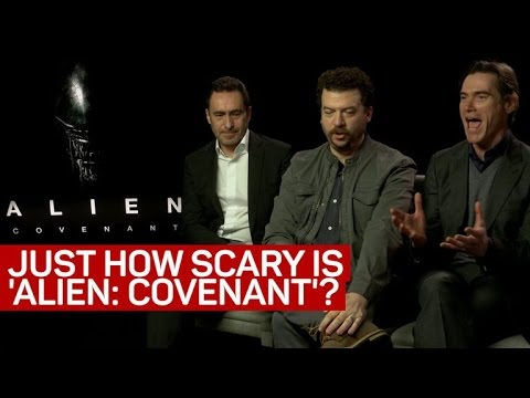 Just how scary is 'Alien: Covenant'?