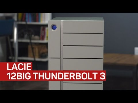 LaCie 12big Thunderbolt 3