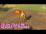 Legend of Zelda to hit phones, says report (CNET News)