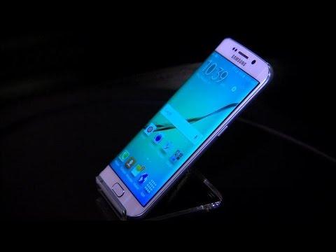 Meet the dual-edge Galaxy S6 Edge