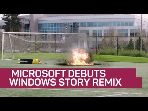 Microsoft debuts Windows Story Remix to edit and organize your photos and videos