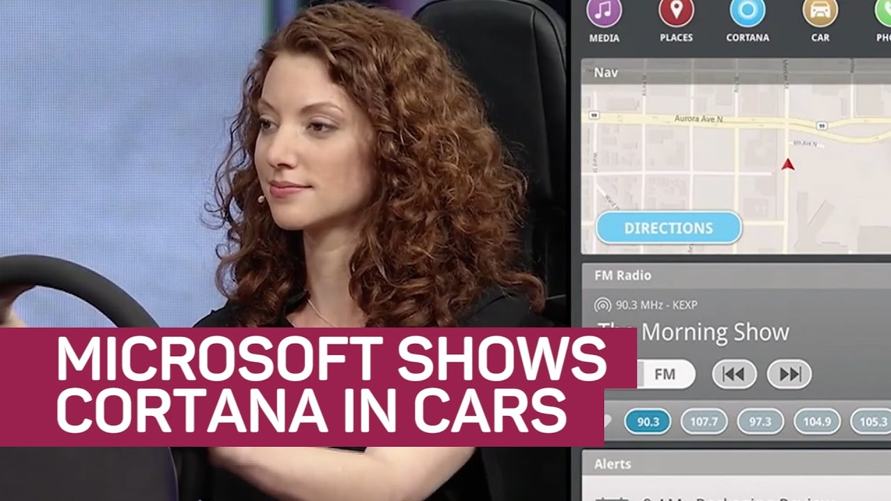Microsoft shows how Cortana connects to everyday devices