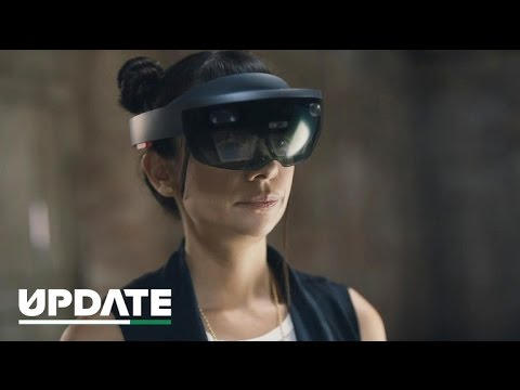 Microsoft wants to own the next reality (CNET Update)