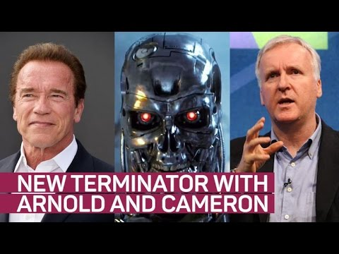 New 'Terminator' to reunite Schwarzenegger and Cameron (CNET News)
