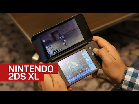 Nintendo 2DS XL: The 3DS lives on