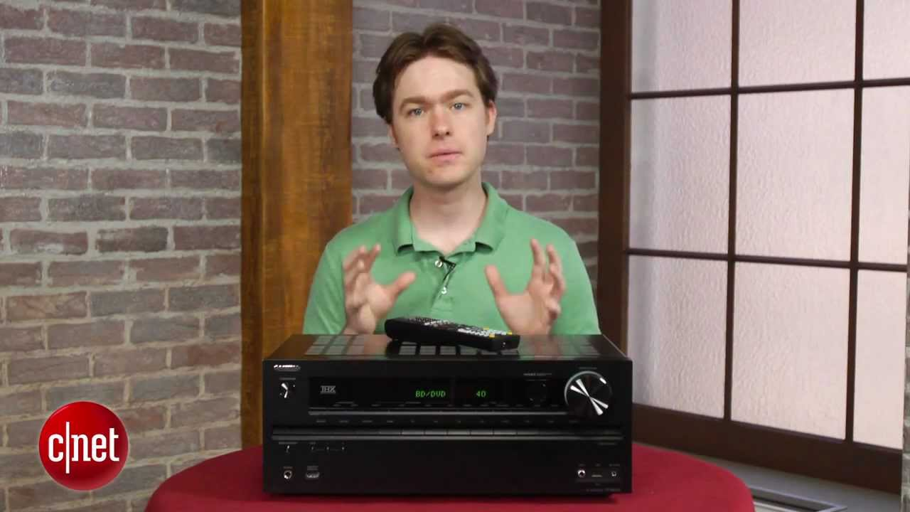 Onkyo's TX-NR616 is an incredible AV receiver value – First Look