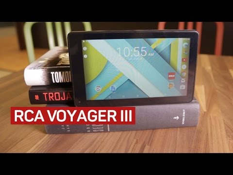 RCA Voyager III – This dirt-cheap tablet isn't worth your time
