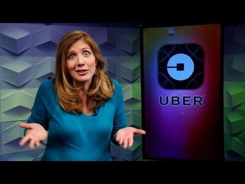 Ride Uber? Better carry cash for tips, or else (CNET Update)