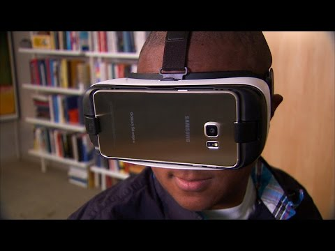 Samsung's Gear VR brings virtual reality to the masses