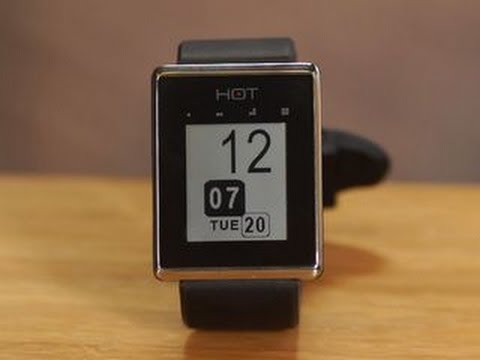 Say hello with the Hot Watch