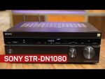 Sony's STR-DN1080 receiver is a knockout Sony's STR-DN1080 receiver is a knockout
