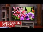 Supersleek Samsung Q7 QLED TV makes wires 'invisible'