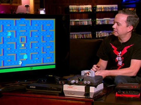 The Fix – Vintage video games make a comeback
