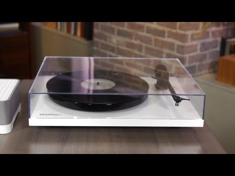 The Flexson VinylPlay is the Land Rover of modern digital turntables
