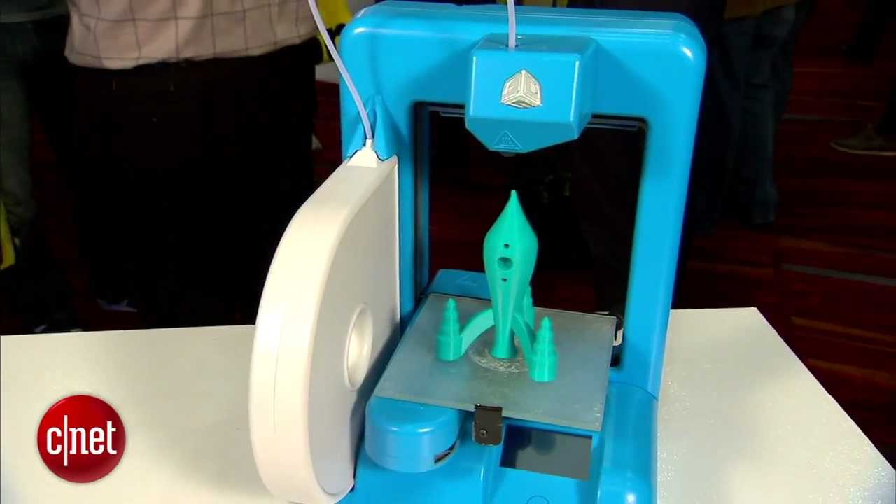 The newest in 3D printing