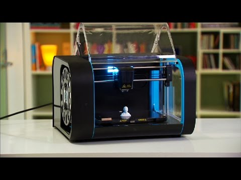 The Robox is an interesting 3D printer to say the least