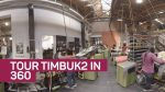 360 tour of travel bag maker Timbuk2
