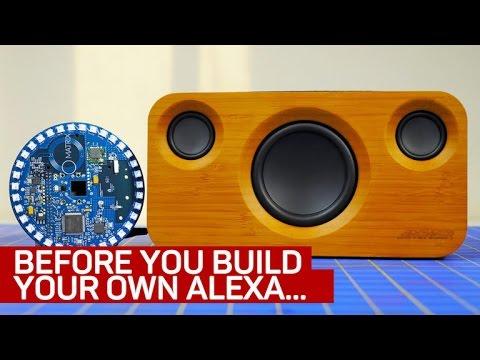 5 things to consider before building a DIY Alexa speaker