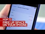 5 tricks to free up space on your iPhone (CNET How To)