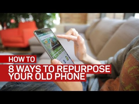 8 Easy Ways to Repurpose Your Old Phone (CNET How To)