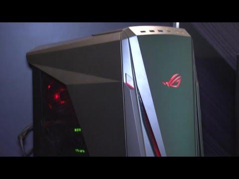 A massive gaming desktop that's a vault for your secrets
