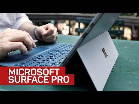 A Very Familiar-feeling Surface Pro