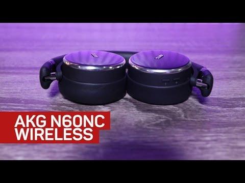 AKG's N60NC Wireless is a Rare Breed