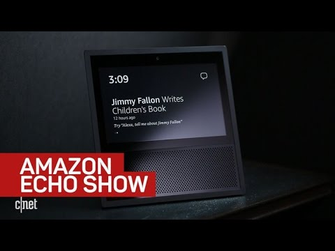 Amazon Echo Show Review: Alexa's New Touchscreen Needs More Time