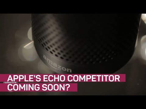 Apple could unveil an Amazon Echo competitor at WWDC (CNET News)