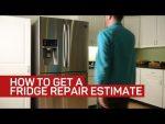 Broken fridge? Here's how to get a good repair estimate