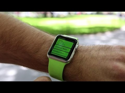 CNET How To – Easily improve accuracy results on the Apple Watch
