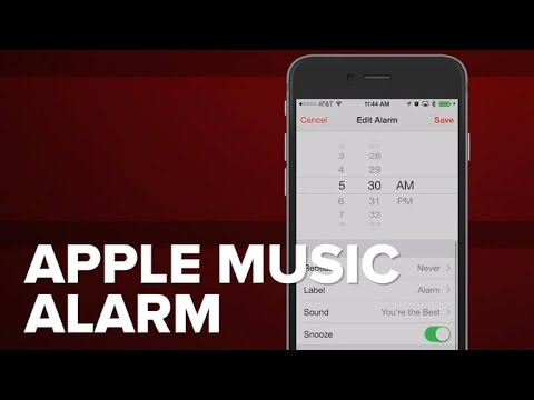 CNET How To – Wake up to Apple Music