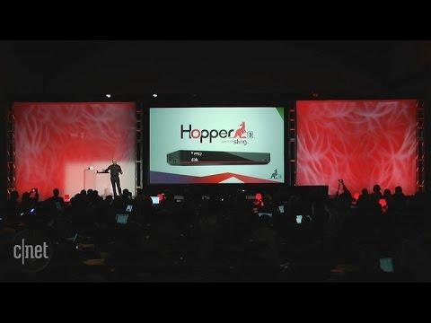 CNET News – Dish introduces new Hopper 3 DVR